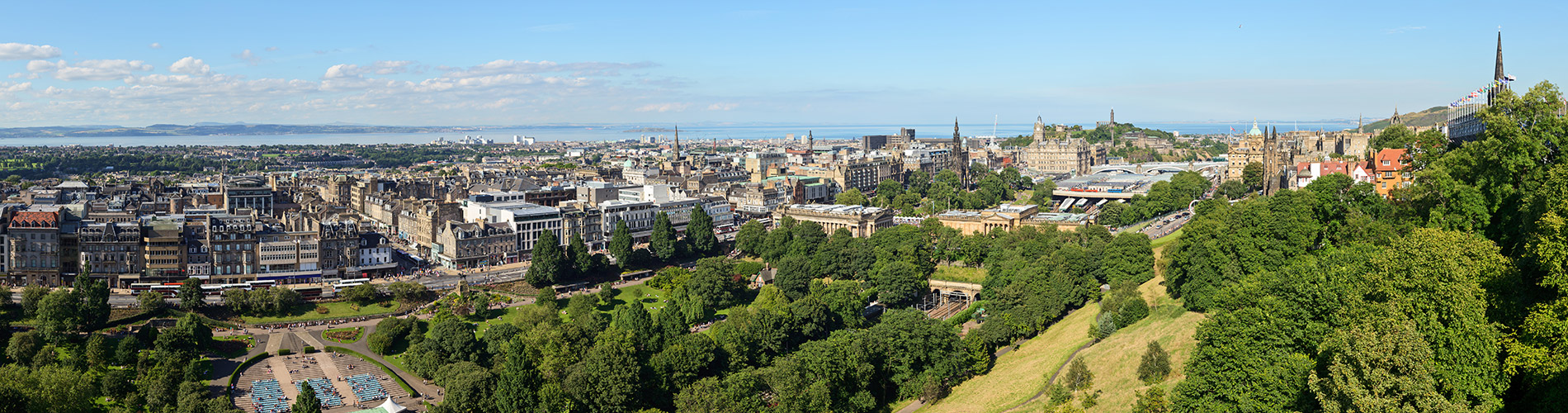 Selling and Buying Property in Edinburgh
