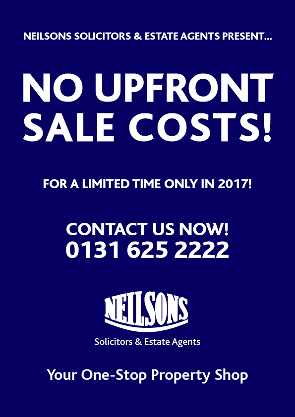 Neilsons Estate Agency Promotion Edinburgh