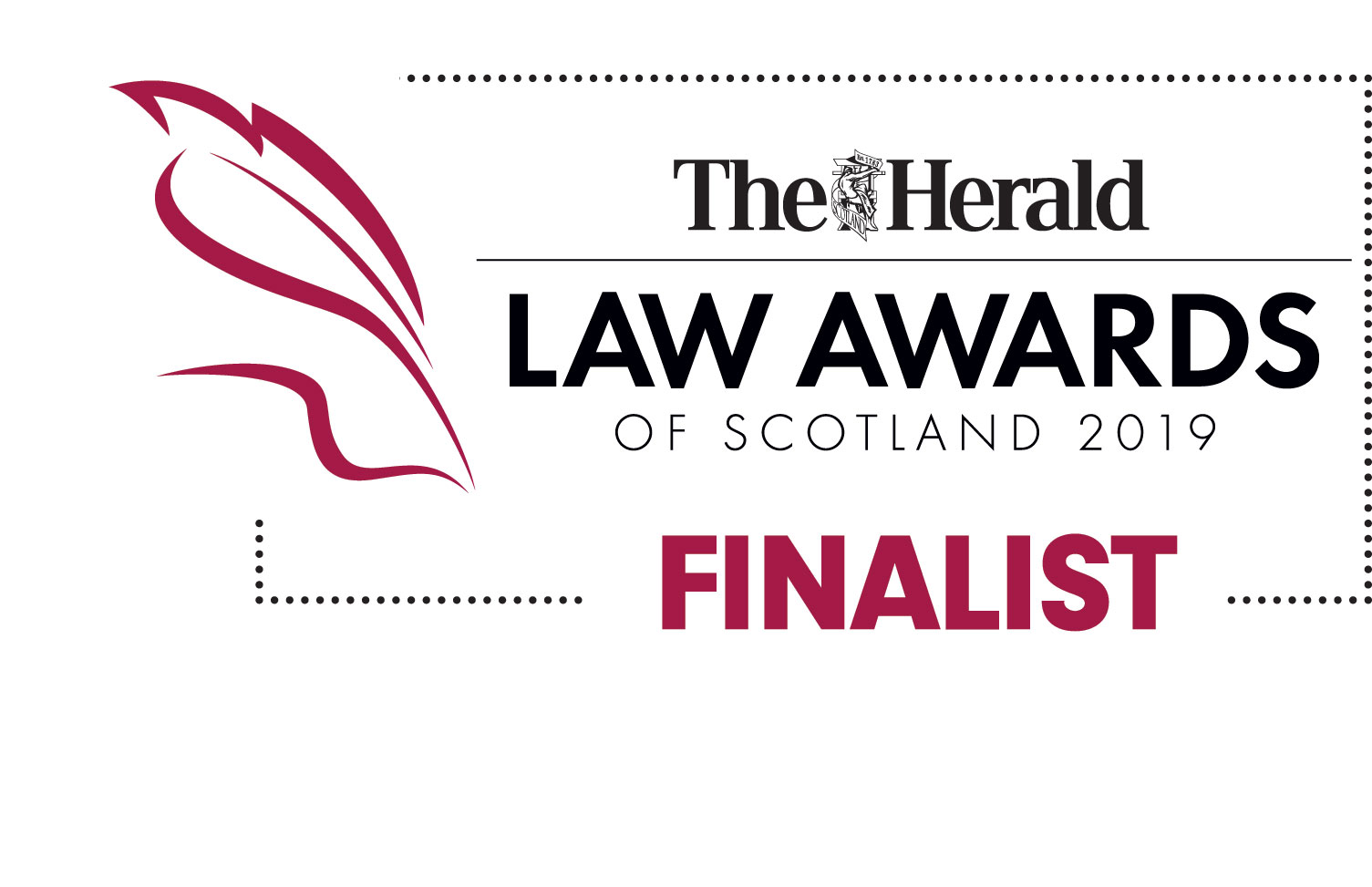 Herald Law Awards 2019 Finalist