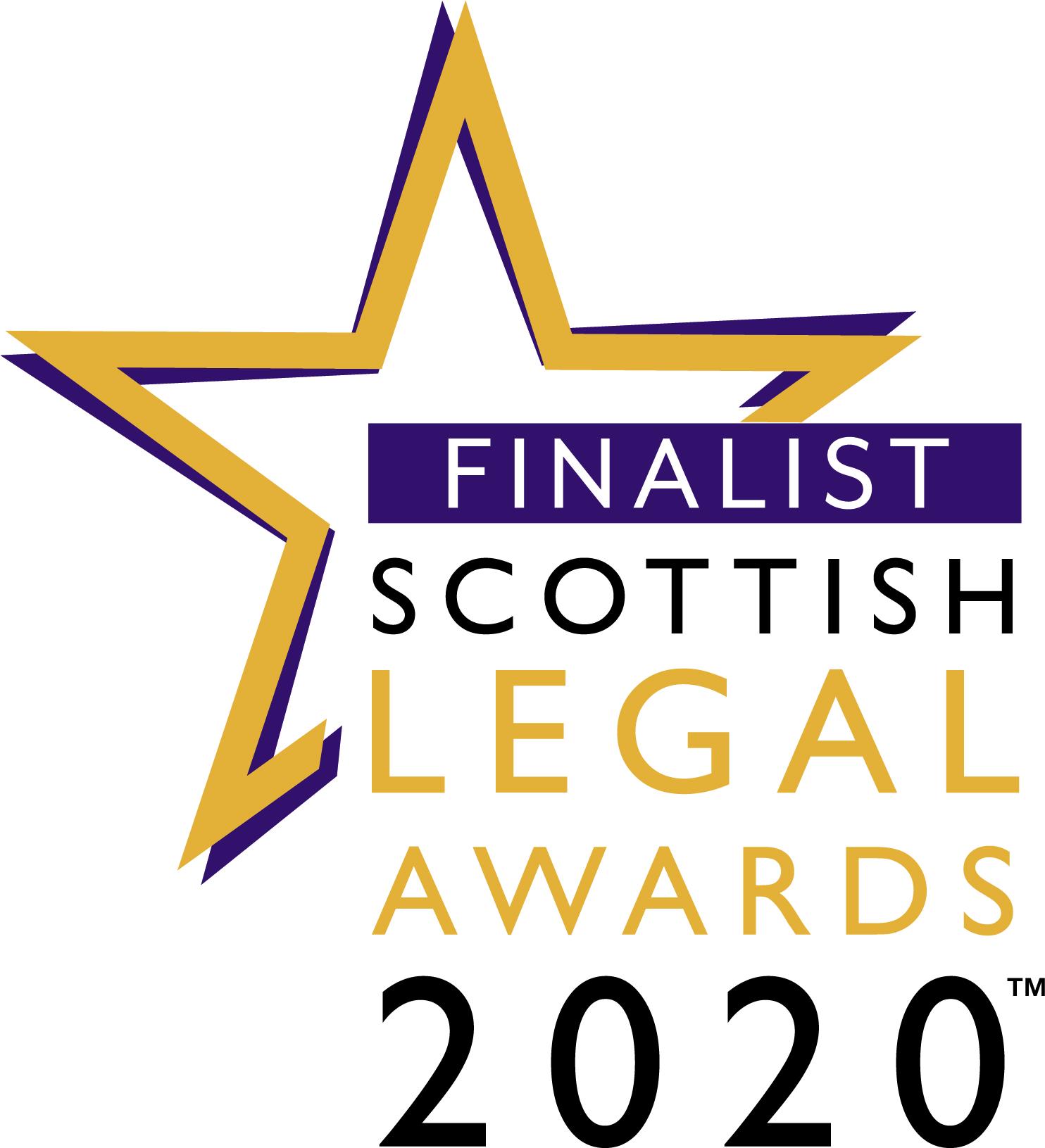Scottish Legal Awards 2020