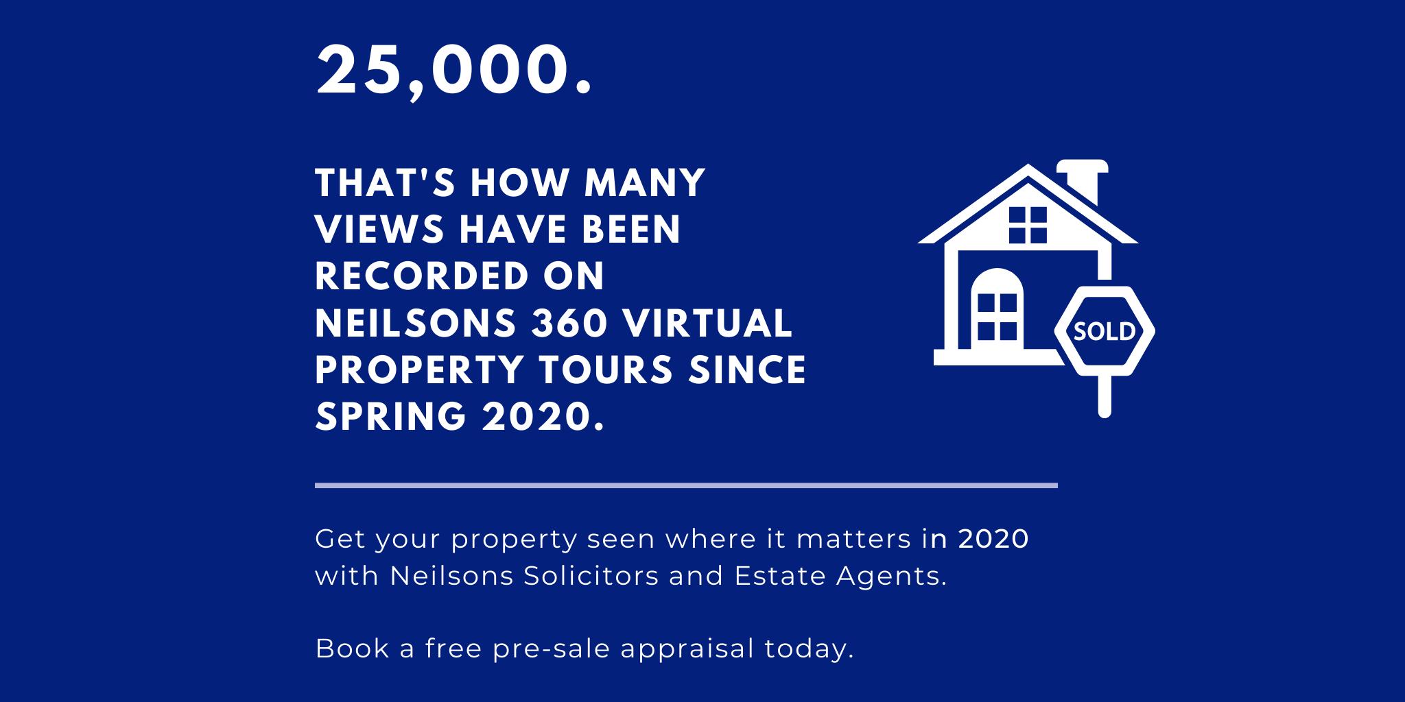 360 virtual property tour Edinburgh