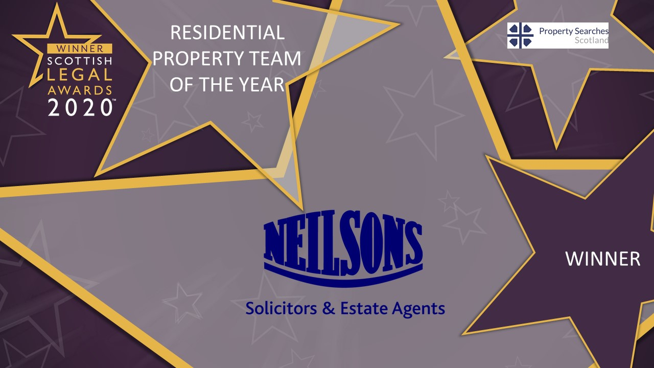 Residential Property Team of the Year