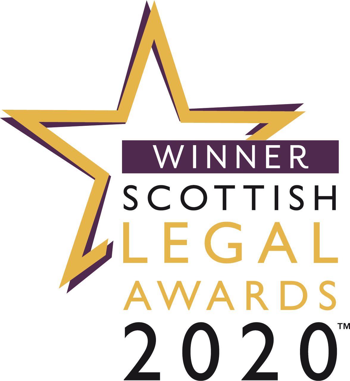 Scottish Legal Awards 2020 winners